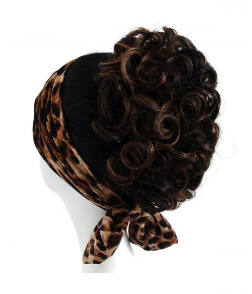 Ailsa  Synthetic Clip Ponytail