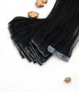 Joanna Single Piece Tape-In Supreme Remy Human Hair Extension