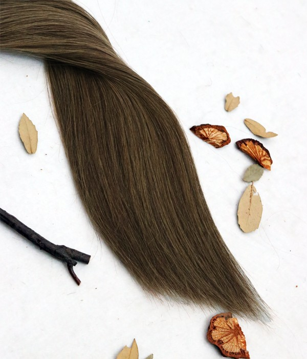 Violet 10 Pieces Clip In Remy Human Hair Extension Uniwigs