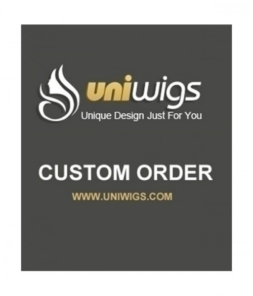 UniWigs Custom Order-AA764