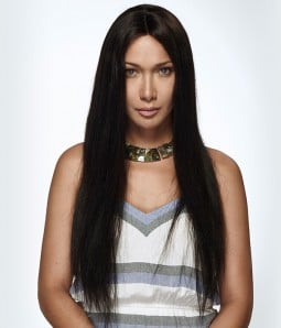 Custom Straight 100% Top Quality Remy Human Hair Lace Wig