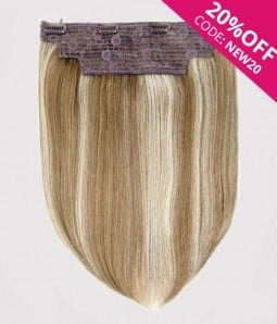 Rachael 2-in-1 Halo Synthetic Hair Extension
