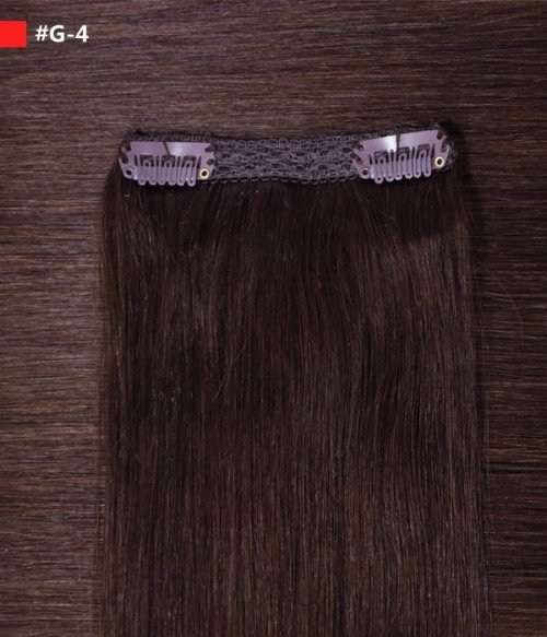 "Eartha 160G 18"" Clip In Remy Human Hair Extension"
