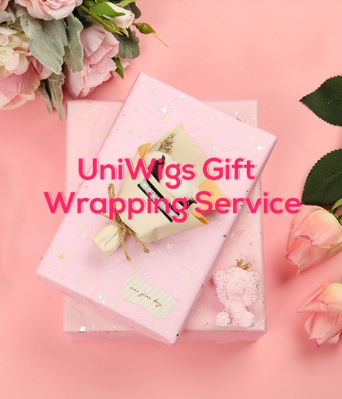 UniWigs Gift Wrapping Service
