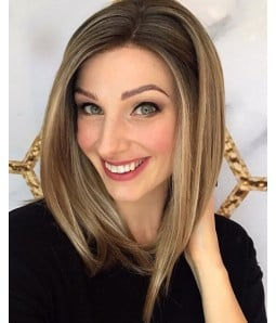 Alice | Lace Front Synthetic Wig | Long Bob Style