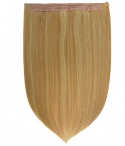 "16"" Straight Synthetic Miracle Wire Uni-Hair Extension E51007-P27/22