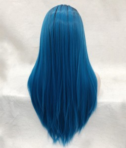 Ombre Blonde Black Blue Purple Grey And Pink Wigs Hot Sale