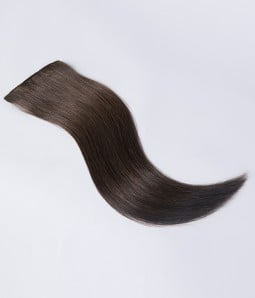 """Marian 14""""Single Piece Clip-in  Remy Human Hair Extension"""