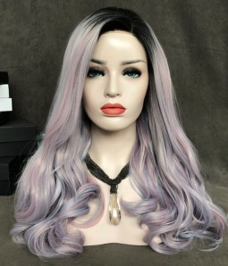 Coco Synthetic Lace Front Wig