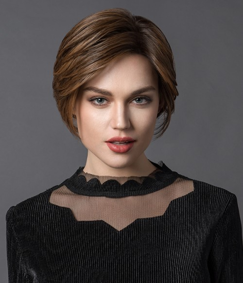 Anna Lace Front Mono Top Synthetic Wig|Heat-Friendly