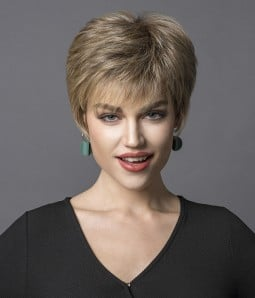 Karen | Mono Top Synthetic Wig Heat Friendly | Short Style