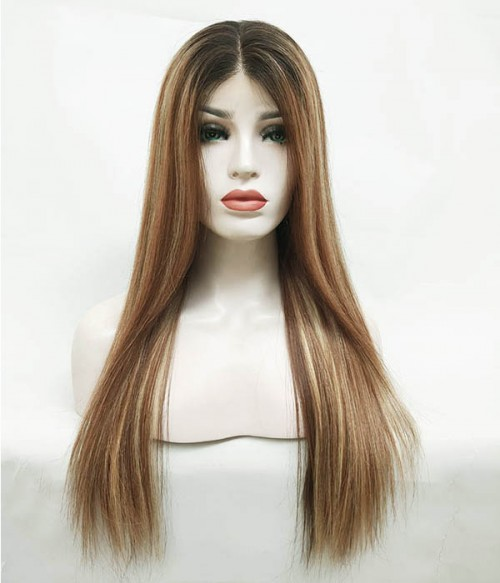 Ingrid Remy human hair wig
