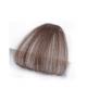 Single Clip In Human Hair Bangs/Fringe