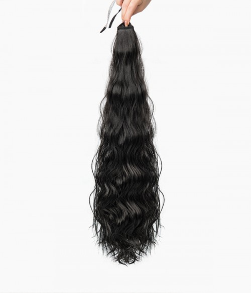 """Ruby 23"""" Clip in Synthetic Ponytail Extension"""