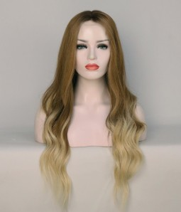 "Lux Inspiration | 24"" Remy Human Hair Lace Wig 