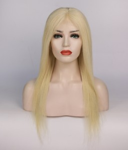 Straight 100% Human Hair Lace Front Wig| Petite Size | Clearance