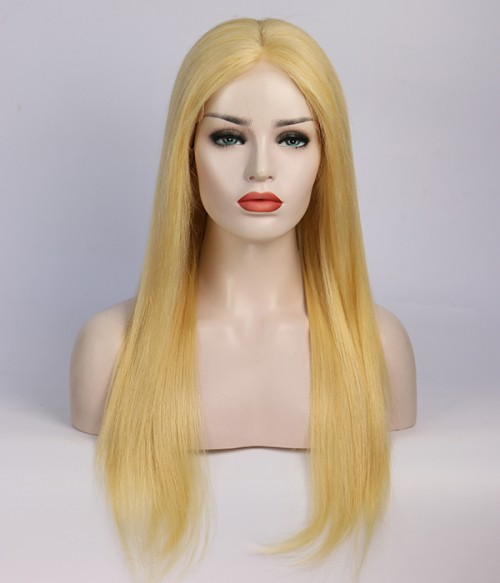 Champagne - Remy Human Hair Lace Wig