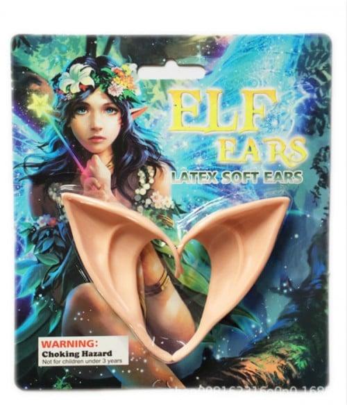 Limited Latex Elf Ears | Pixie Vampire Cosplay Ears