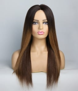 Caramel - Remy Human Hair Lace Wig