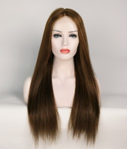 100% Human Hair Mono Top Wig | Clearance