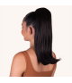 """Lola 16"""" Clip in Synthetic Ponytail Extension"""