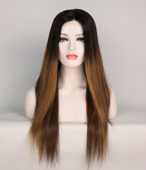 "Hair Length:22"", Full Lace Cap"