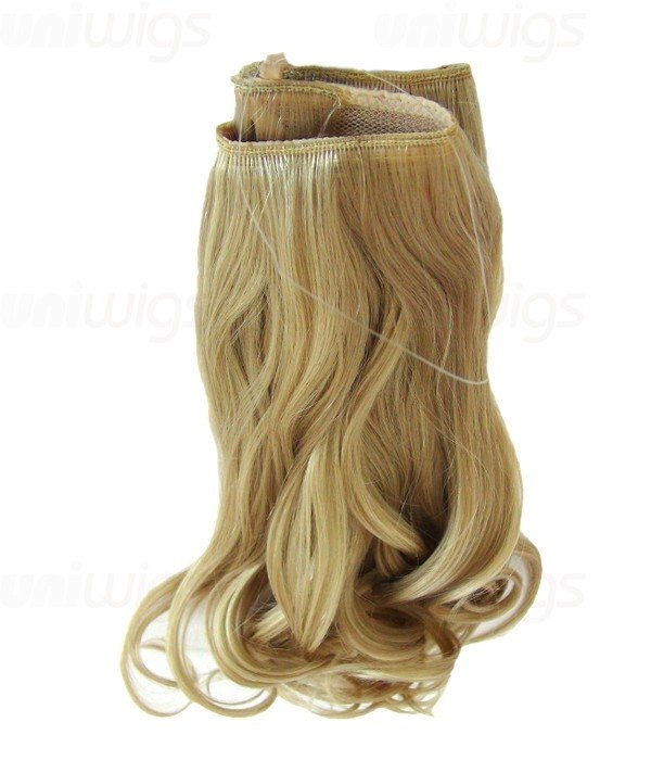 16 Wave Synthetic Piano Color Miracle Wire Uni Hair Extension