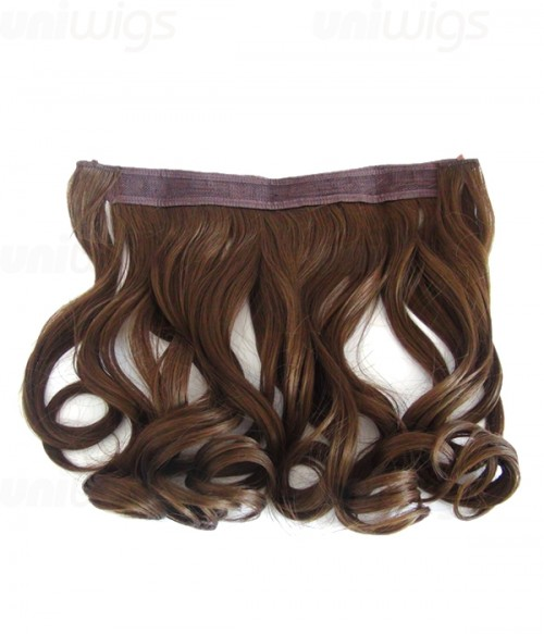 "16"" Wave Synthetic Flip In Hair Extension E51006-Y-8HI"