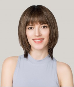 Karen Mono Top Synthetic Wig|Heat-Friendly