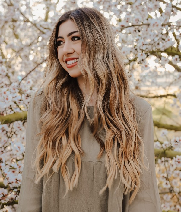 Invisible Clip-in Remy Human Hair Extensions