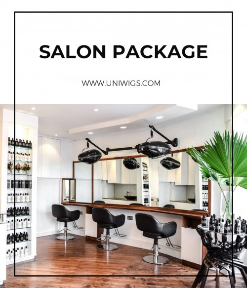 Start Up Package For Men Hair Systems 699