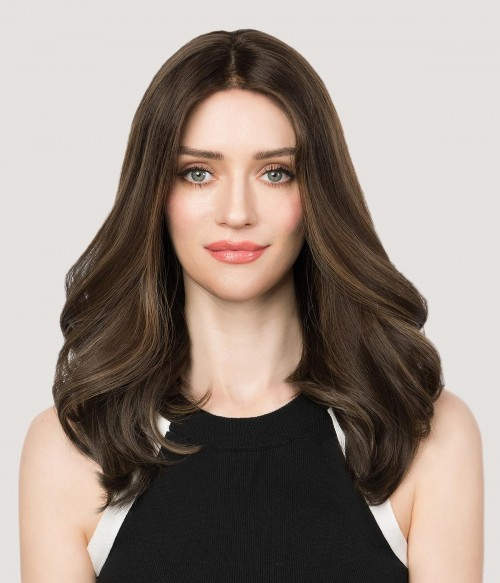 Serena | Lace Top Remy Human Hair Wig