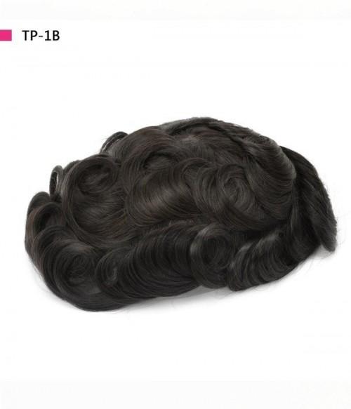 Lapetus --Fine Mono Hair Replacement System for Men