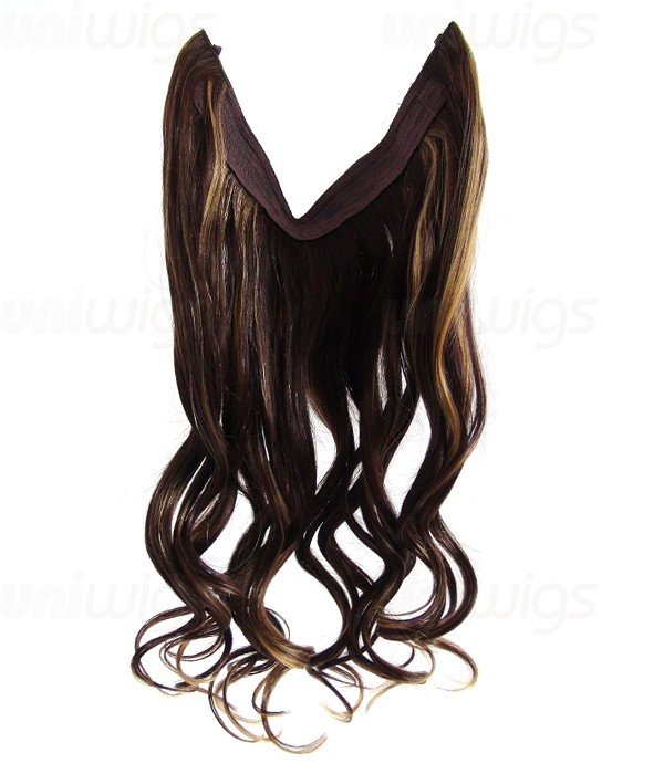 20 Wave Synthetic Miracle Wire Uni Hair Extension E52000 Y 25