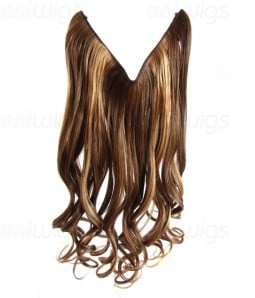 "20"" Wave Synthetic Miracle Wire Uni-Hair Extension E52000-Y-21"