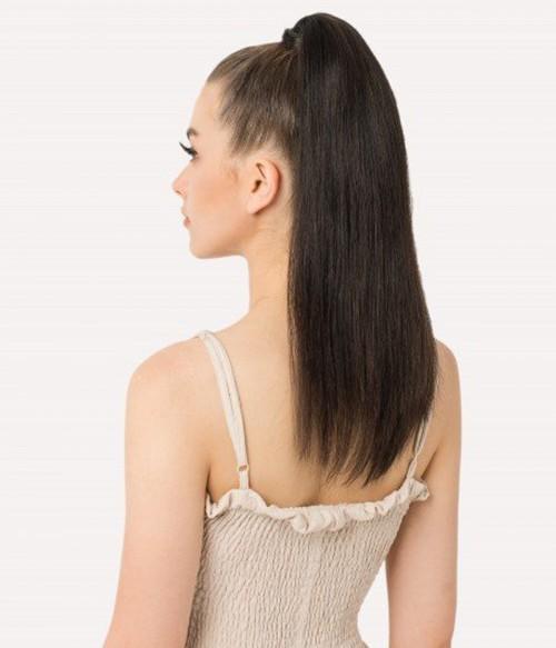 Jordynn Wrap Around Human Hair Ponytail Extension