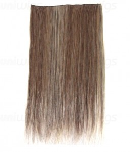 Synthetic hair extensions hair extensions uniwigs official site 20 straight synthetic flip in hair extension pmusecretfo Images