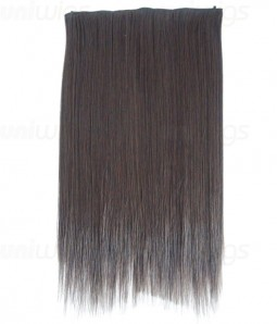 Flip in hair extensions uniwigs uniwigs official site 20 straight synthetic flip in hair extension pmusecretfo Image collections