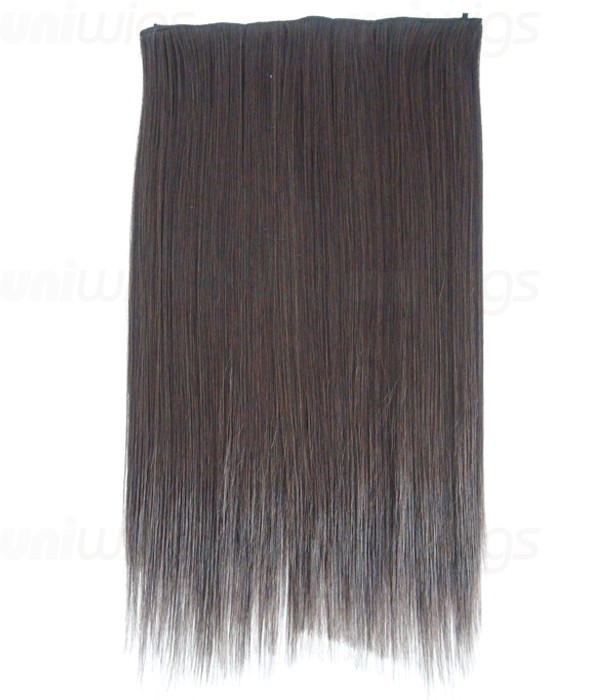 20 Straight Synthetic Miracle Wire Uni Hair Extension E52001 Y 6o