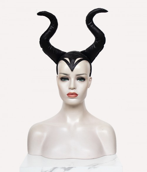 Maleficent Horns| Witches Costume Headpiece