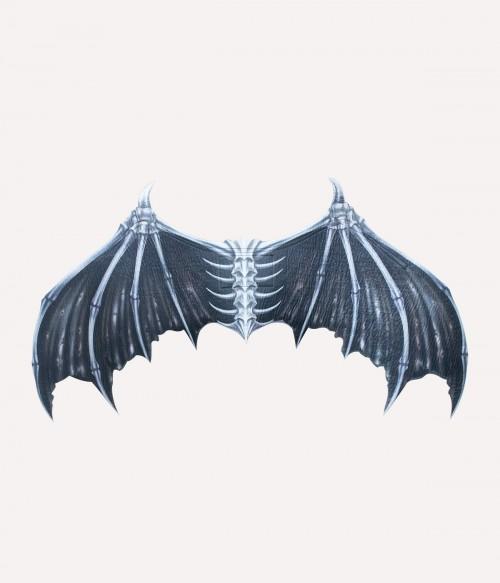 Black Skull Wings   Cosplay Bone Wings