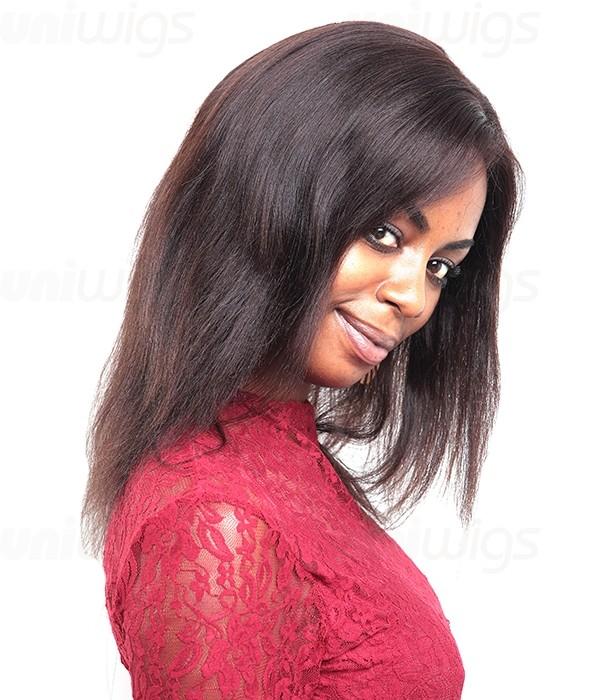 Yaki Human Hair Wig 17
