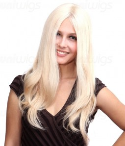 Dolly Remy Human Hair Lace Front/Mono Glueless Wig