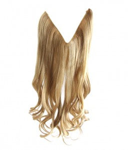 Shop fish wire hair extensions at uniwigs 18 wave synthetic flip in hair extension pmusecretfo Image collections