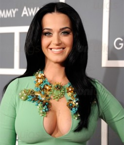 "Katy Perry 18"" Indian Remy Human Hair Silk Top Full Lace Wig"