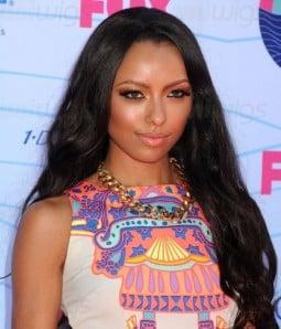 Katerina Graham Long Natural Wave Indian Remy Human Hair Silk Top Full Lace Wig