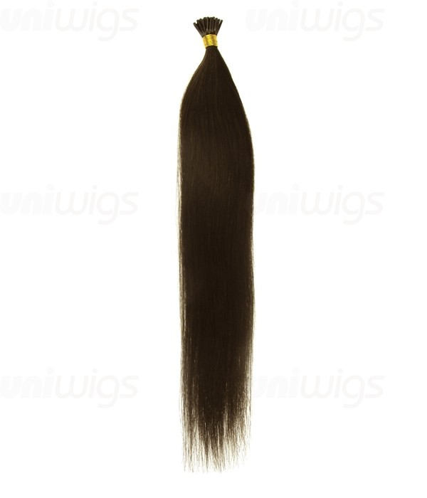 18 25 Pieces Silky Straight Pre Bonded Remy Hair Extension I Tip