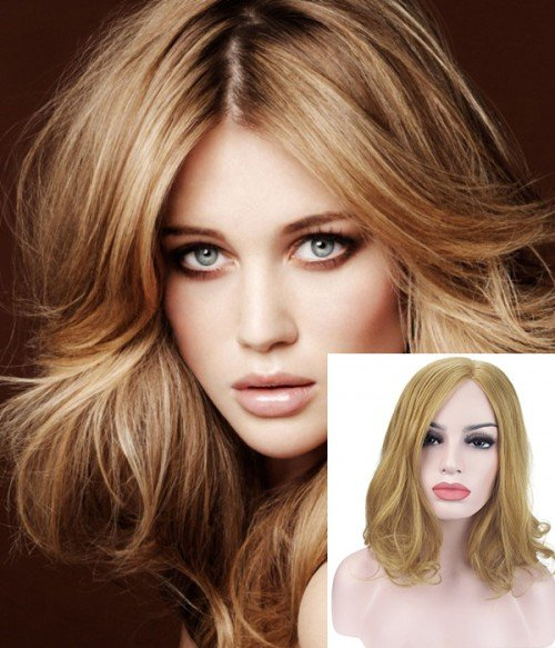 "14"" Top Quality Virgin Remy Human Hair Mono Wig"