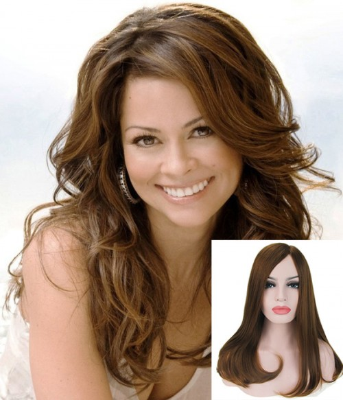 "18"" Top Quality Virgin Remy Human Hair Mono Wig"