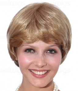 Chanel Synthetic Capless Wig